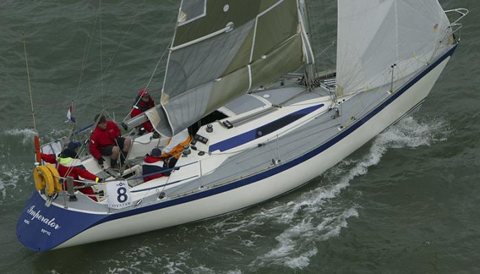 Oyster SJ35 Heritage Yacht