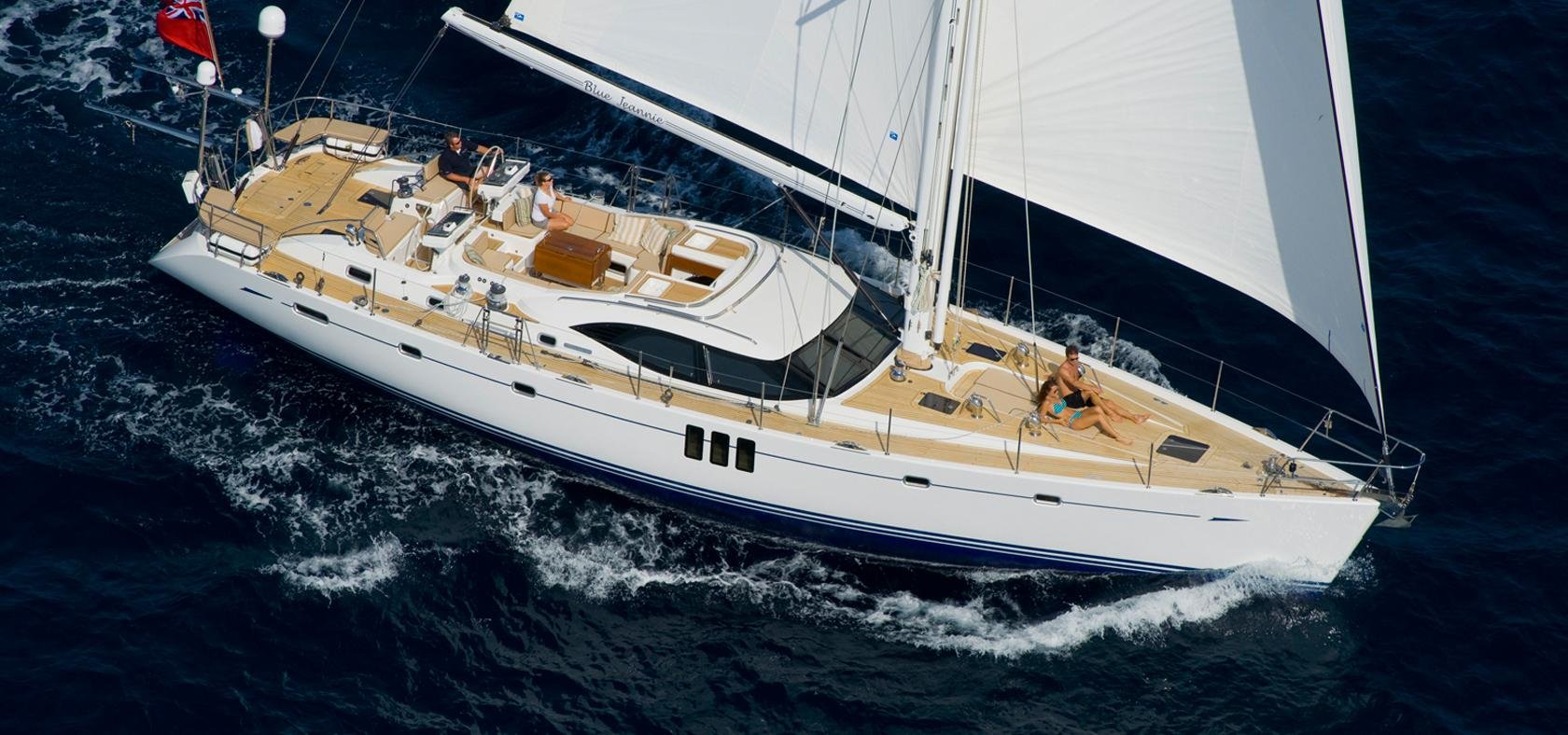 Oyster 625 Yacht Exterior