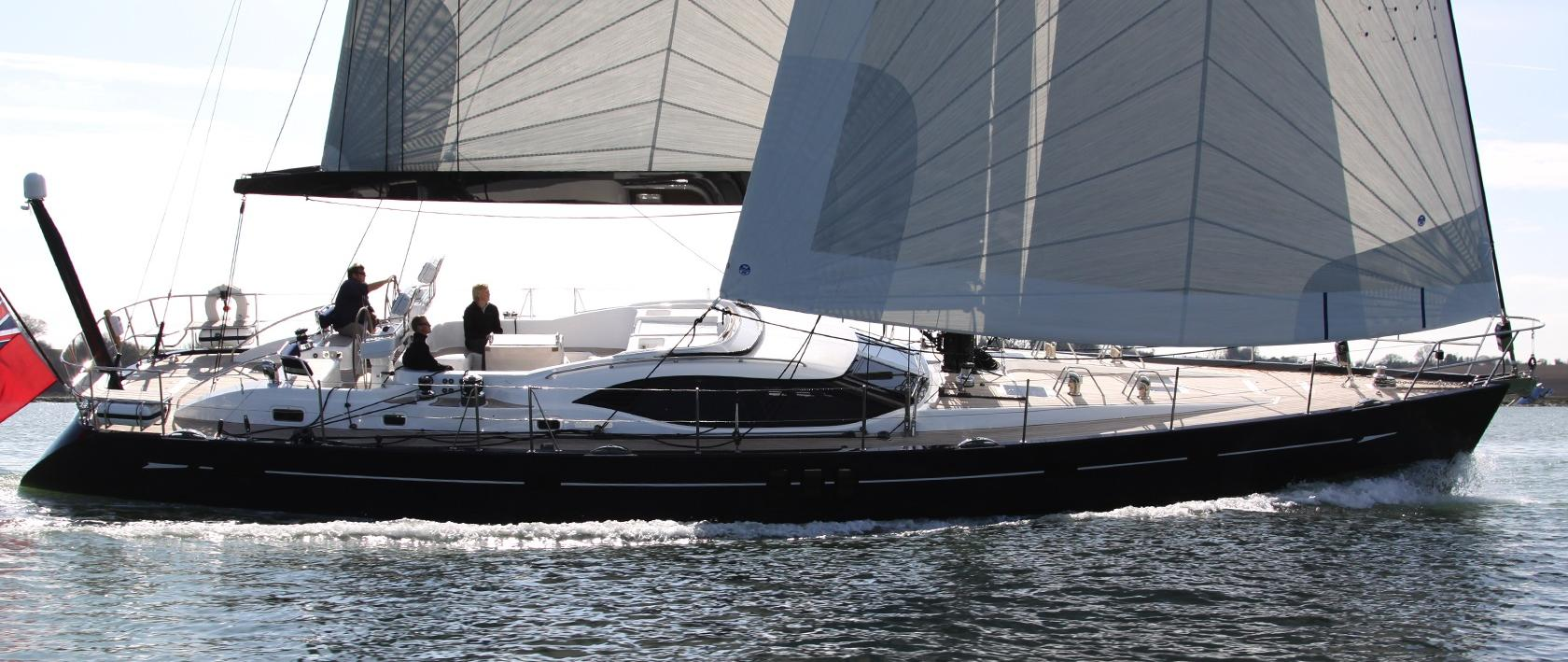 Oyster 625 Black Lion Yacht