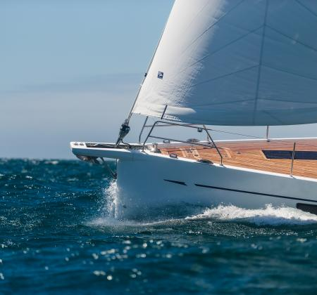 Oyster 565 60 Foot Luxury Sailing Yacht